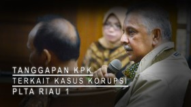 Highlight Primetime News - Tanggapan KPK Terkait Kasus Korupsi PLTA Riau 1