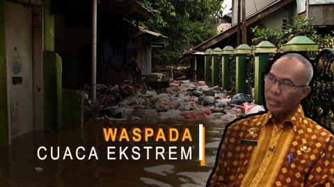 Highlight Primetime News - Waspada Cuaca Ekstrem