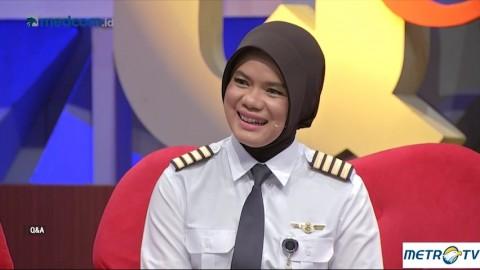 Kapten Ida Bantah Stigma Wanita Lebih Mengedepankan Perasaan