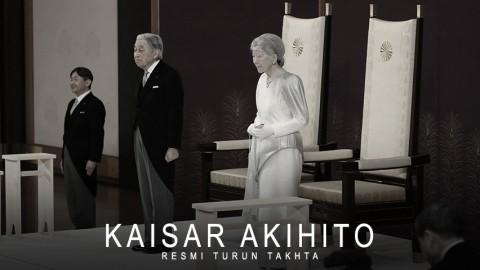 Usia dan Masalah Kesehatan Jadi Alasan Kaisar Akihito Mundur