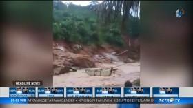Evakuasi Korban Longsor di Bengkulu Tengah Dilakukan Manual