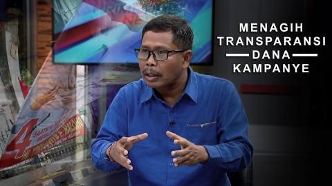 Highlight Primetime News - Menagih Transparansi dana Kampanye