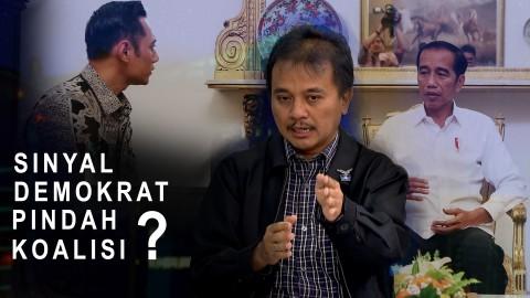 Highlight Prime Talk : Sinyal Demokrat Pindah Koalisi ?