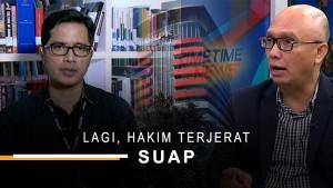Highlight Primetime News - Lagi, Hakim Terjerat Suap