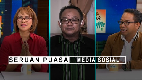 Highlight Prime Talk - Seruan Puasa Media Sosial