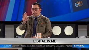 Ridwan Kamil Gunakan Media Sosial Dengan Bahasa Humoris