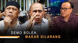 Highlight Prime Talk - Demo Boleh, Makar Dilarang!
