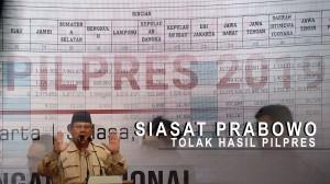 Highlight Prime Talk -  Siasat Prabowo Tolak Hasil Pilpres
