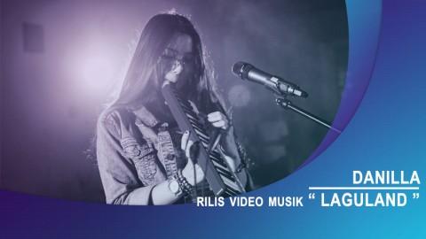 Danilla Rilis Video Musik