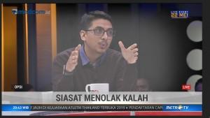 Zainal Arifin Mochtar : Siapa Yang Bermohon Maka Harus Membuktikan