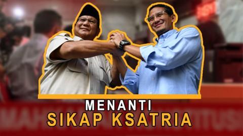 Highlight Primetime News - Menanti Sikap Ksatria
