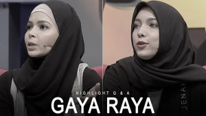 Highlight Q & A - Gaya Raya
