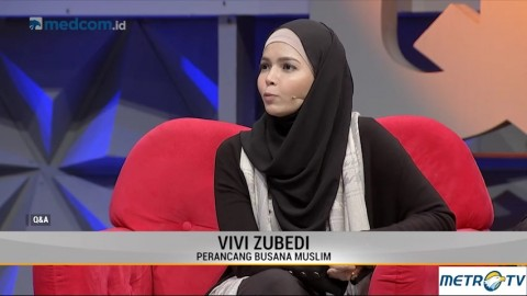 Desainer Busana Muslim Keluhkan Sulitnya Mengekspor Produk