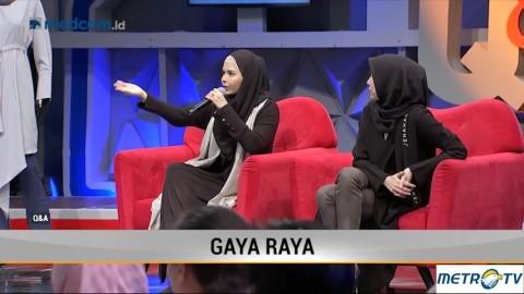 Beda Pendapat Vivi Zubedi & Jenahara Nasution Soal Plagiarisme