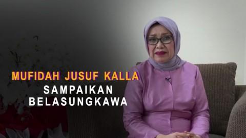 Mufidah Jusuf Kalla Sampaikan Belasungkawa atas Wafatnya Ani Yudhoyono
