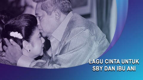 Lagu Cinta Untuk SBY dan Ibu Ani