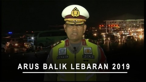 Highlight Primetime News- Arus Balik Lebaran 2019