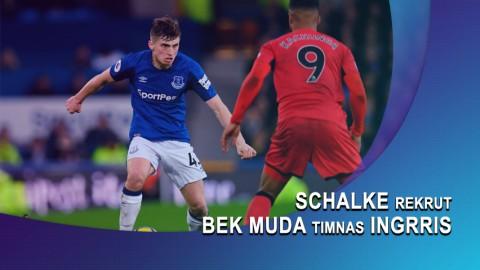 Schalke Rekrut Bek Muda Timnas Inggris