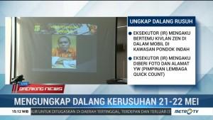 Kivlan Beri Perintahkan Bunuh Wiranto & Luhut