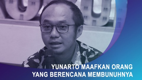Yunarto Wijaya Maafkan Orang yang Berencana Membunuhnya