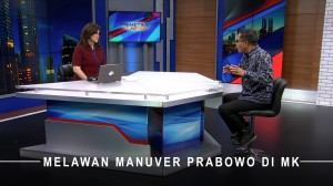 Highlight Primetime News - Melawan Manuver Prabowo di MK