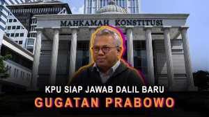 Highlight Primetime News - KPU Siap Jawab Dalil Baru Gugatan Prabowo