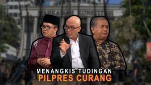 Highlight Prime Talk - Strategi Menangkis Tudingan Pilpres Curang