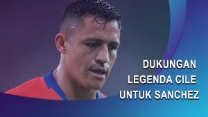 Dukungan Legenda Cile untuk Sanchez