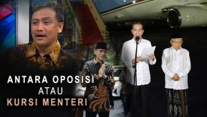 Highlight Primetime News - Antara Oposisi atau Kursi Menteri