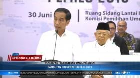 Jokowi Ajak Prabowo-Sandi Bersama Bangun Indonesia