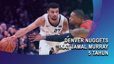 Denver Nuggets Ikat Jamal Murray 5 Tahun