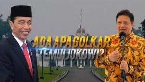 Highlight Primetime News - Ada Apa Golkar Temui Jokowi?