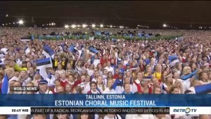 Estonian Choral Music Festival