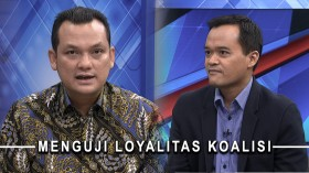 Highlight Primetime News - Menguji Loyalitas Koalisi
