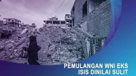 Beberapa Negara Cabut Hak Kewarganegaraan Eks ISIS