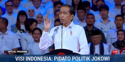 Jokowi: Silakan Jadi Oposisi, Itu Juga Mulia