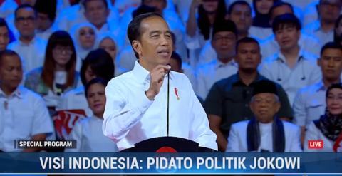 Jokowi Prioritaskan Pembangunan SDM dengan Lembaga Manajemen Talenta Indonesia