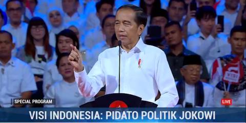 Tegas, Jokowi Butuh Menteri yang Berani!
