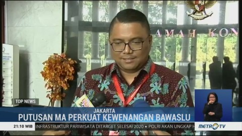 MA Kembali Tolak Kasasi Prabowo-Sandi