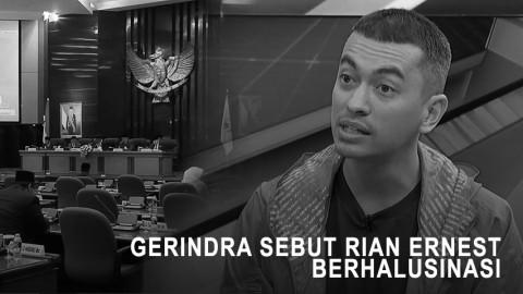Highlight Primetime News - Soal Dugaan Politik Uang, Gerindra Sebut Rian Ernest Halusinasi