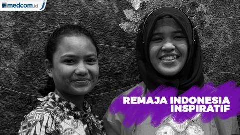 Dua Remaja Indonesia Pukau Publik di PBB