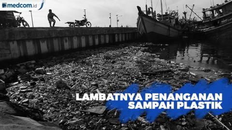 Jokowi Geram Penanganan Sampah Plastik Tak Ada Kemajuan