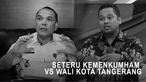 Highlight Primetime News - Alasan Kemenkumham Lapor Walkot Tangerang ke Polisi