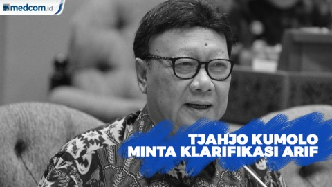 Mendagri Minta Klarifikasi Wali Kota Tangerang