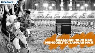 Kejadian Haru Sekaligus Menggelitik Jamaah Haji