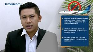 Polemik Larangan Foto Garuda Indonesia Hingga Tren Plester Mulut Saat Tidur | #SepekanTerakhir
