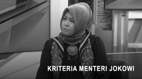 Highlight Primetime News - Kriteria Menteri Jokowi