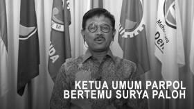 Highlight Primetime News - Ketua Umum Parpol Bertemu Surya Paloh