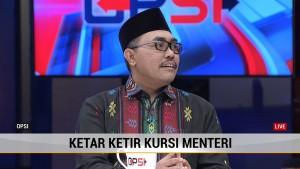 PKB: Salah Jika Orang Berpolitik Tidak Ingin Posisi