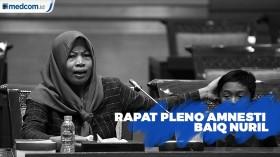 Komisi III DPR Gelar Rapat Pleno Amnesti Baiq Nuril